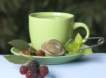 brambleberry: t? Foto de archivo