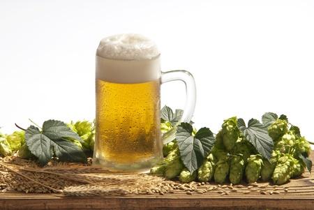 hop hops: beer