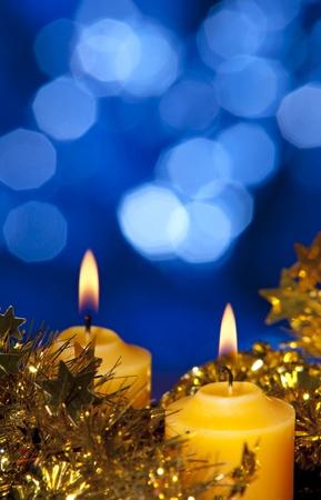 velas de navidad: velas navideñas