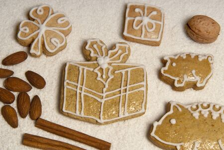 gingerbread Stock Photo - 11437551