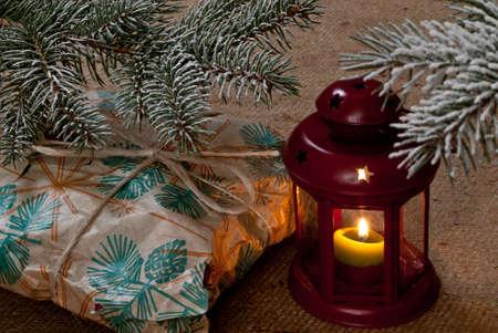 unpretentious: christmas box