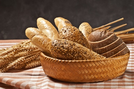 bakery goods photo