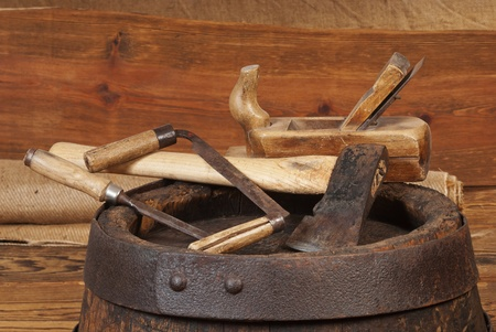 gimlet: old tools
