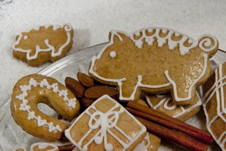 gingerbread Stock Photo - 15486510