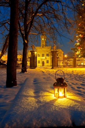 �advent: rark en invierno