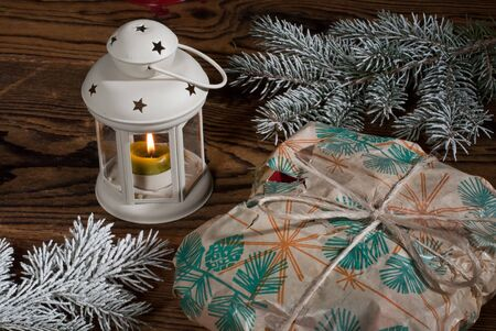 unpretentious: christmas present