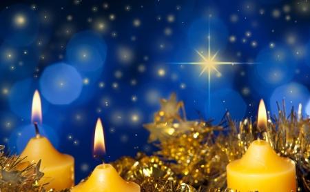 blurr: christmas background