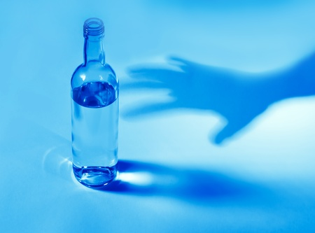 boozer: bottle