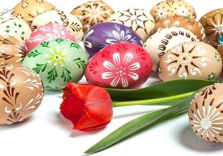 easter eggs Stock Photo - 16239945