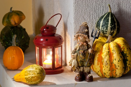 pumpkins Stock Photo - 16448370
