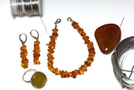 stainles steel: fashion jewellery
