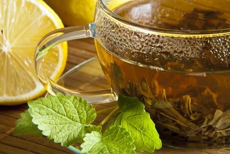 hots: tea Stock Photo