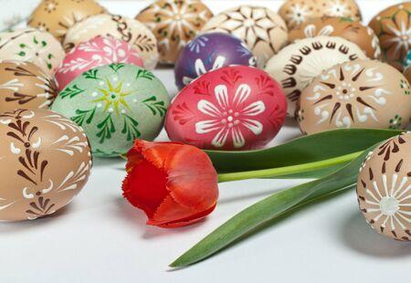 Easter eggs Stock Photo - 18244929