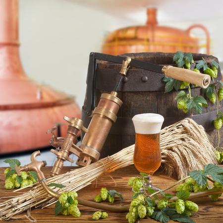 hop hops: beer on tap