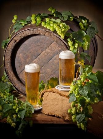 hop hops: beer and hops