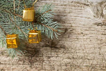 scraped: christmas decoration