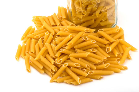 pizzoccheri: pasta Stock Photo