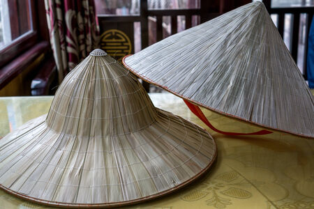 non la: Traditional Vietnamese hat
