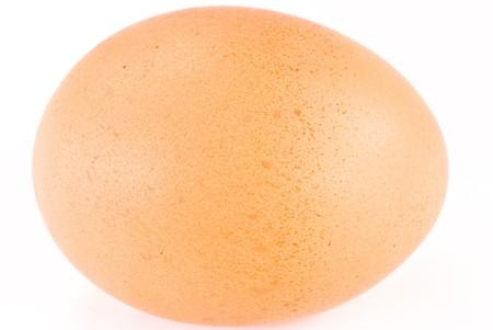 ailment: egg on white background
