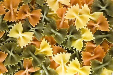 pasta texture photo