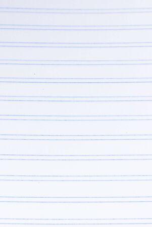 notebook texture Stock Photo - 5133668