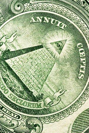 american dollar texture Stock Photo - 5157628