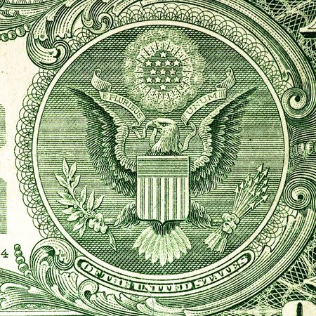 american currency: american dollar texture