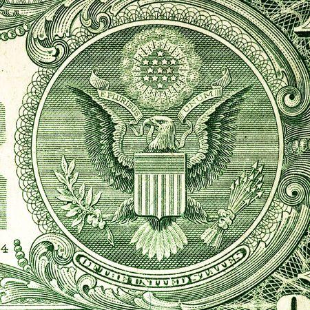 american dollar texture Stock Photo - 5157638