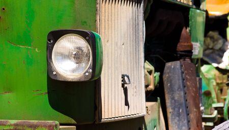 truck closeup photo