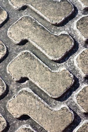 tire texture photo