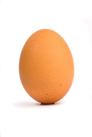 egg isolated Stock Photo - 5152012