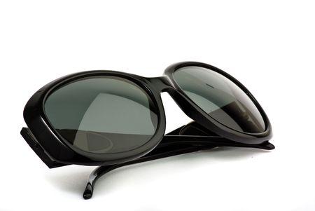 sunglasses isolated photo