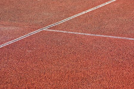tennis field photo