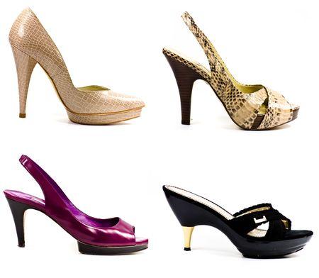 hoge hakken schoen collectie