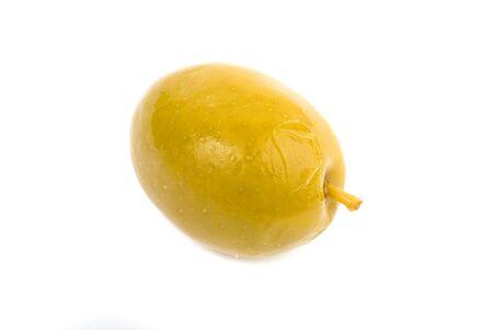 olive isolated photo