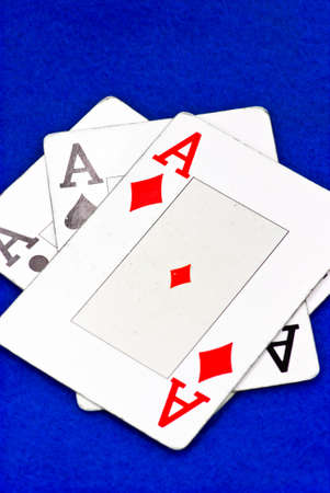 poker cards Stock Photo - 8073567