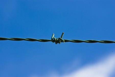 metal fence Stock Photo - 8270731