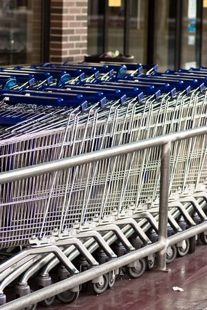 carts Stock Photo - 8270742