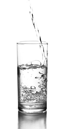 water glass Stock Photo - 7714712