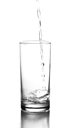 water glass photo