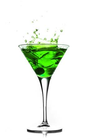 copa martini: c�ctel