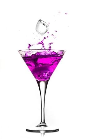 copa de martini: c�ctel