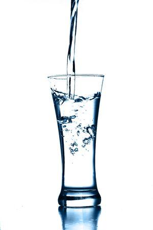 waterdrop: water Stock Photo