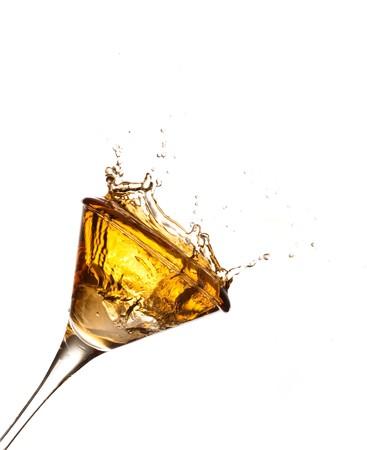 cocktail splash Stock Photo - 7787042