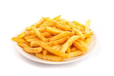 fried potatoes photo