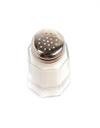 vintage salt shaker photo