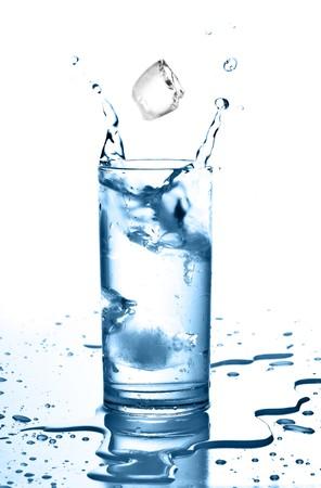 water splash Stock Photo - 7892423