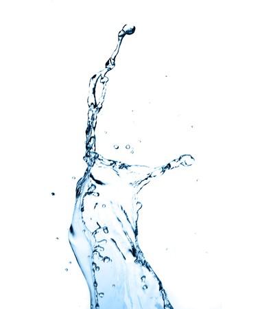 acqua vetro: spruzzi d'acqua