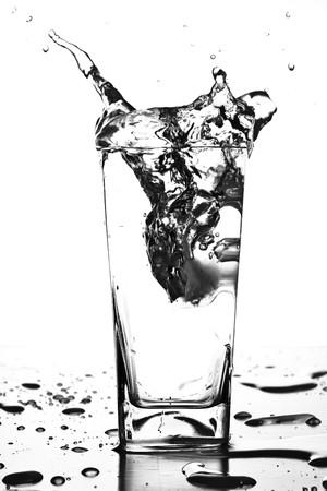 water splash Stock Photo - 7892516