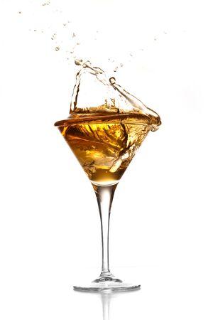 cocktail splash Stock Photo - 7892267